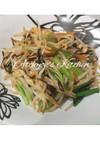 簡単ご飯のお供・油揚げと野菜の塩昆布炒め