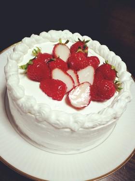 プレミアムイチゴのショートケーキ♪