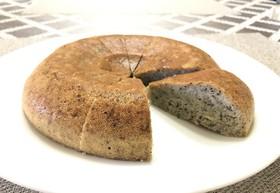 ☆炊飯器でおからときな粉のヘルシーケーキ