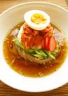 ☺簡単手作り♪韓国冷麺のスープの作り方☺