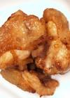 鶏モモの唐揚げ オレンジ風味