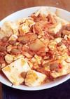 片栗粉なし!材料5つの手抜き納豆麻婆豆腐