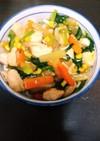 野菜たっぷり♫あんかけうどん
