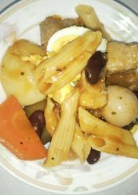 イタリアン煮(血管ダイエット1342)