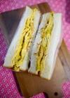 簡単!サンドイッチ☆お好み焼き風