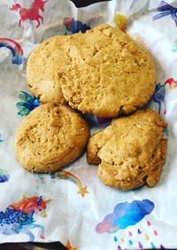 簡単20分。子供と一緒にクッキー作り