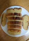 糖質オフ 豆腐と豆乳のパウンドケーキ