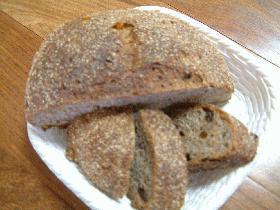タナティーさんのパン教室☆カンパーニュができたよ!