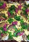 菜の花のちらし寿司。。☆☆