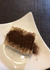 ホイップマリームで簡単ケーキ