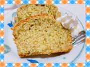 【簡単】オレンジと紅茶のパウンドケーキの写真
