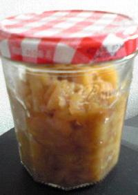 シナモンりんご煮ジャム