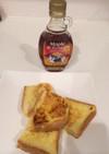 豆乳甘酒フレンチトースト