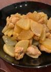 鶏肉と大根の照り煮