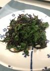 醤油麹の炒め物