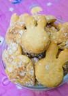 ズボラだけどサクサク!型抜き米粉クッキー