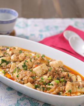 お家の調味料で!本格簡単麻婆豆腐