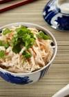 火を使わない発酵鶏肉飯(ジーローファン)