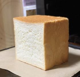 冷蔵発酵でしっとり生食パン風