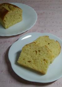 レモン入り バナナケーキ