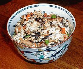 簡単 <五菜 いり豆腐>_*