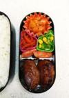 肉好き男子弁当28