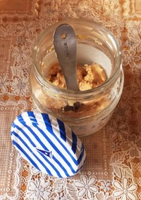 手作りピーナツバター