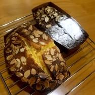 バターの風味香るしっとりパウンドケーキ