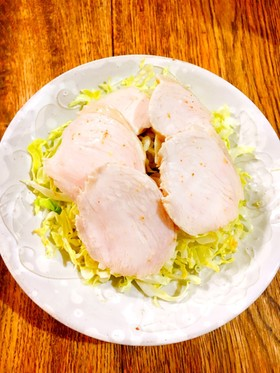 リケンのノンオイル うま塩〜サラダチキン