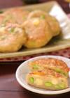 おつまみやお弁当に☆枝豆チーズの鶏つくね