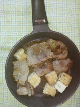 塩だれで簡単カルビ焼き肉