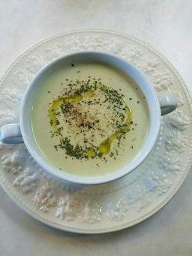 アボカド 牛乳 コンソメ スープ