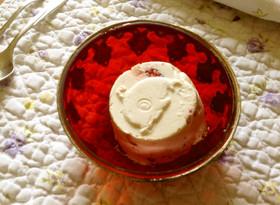 簡単*マスカルポーネのアイスクリーム