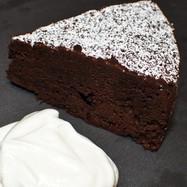 チョコレートケーキの王道 ガトーショコラ
