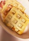 高野豆腐のホットサンド【糖質制限】