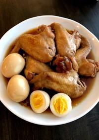 簡単♪鶏手羽のほろほろ煮