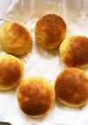 玄米粉と小麦ファイバーで作るパンケーキ