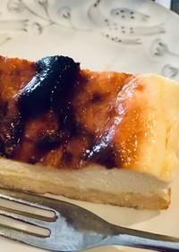 水切ヨーグルトde☆簡単チーズケーキ