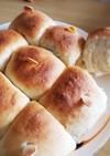 ヨーグルト風味のジャムちぎりパン