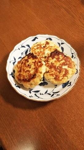 鶏ひき肉と豆腐のつくね 生姜味噌味