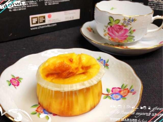 GAZTA風バスクチーズケーキ♪
