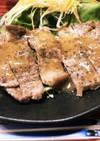 簡単♫うま塩 豚ステーキ