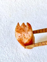 簡単ウインナーの飾り切り  チューリップの写真