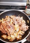 豚肉と春キャベツのうま塩炒め♡