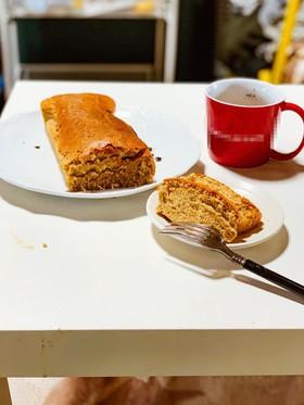 簡単!紅茶パウンドケーキ♪