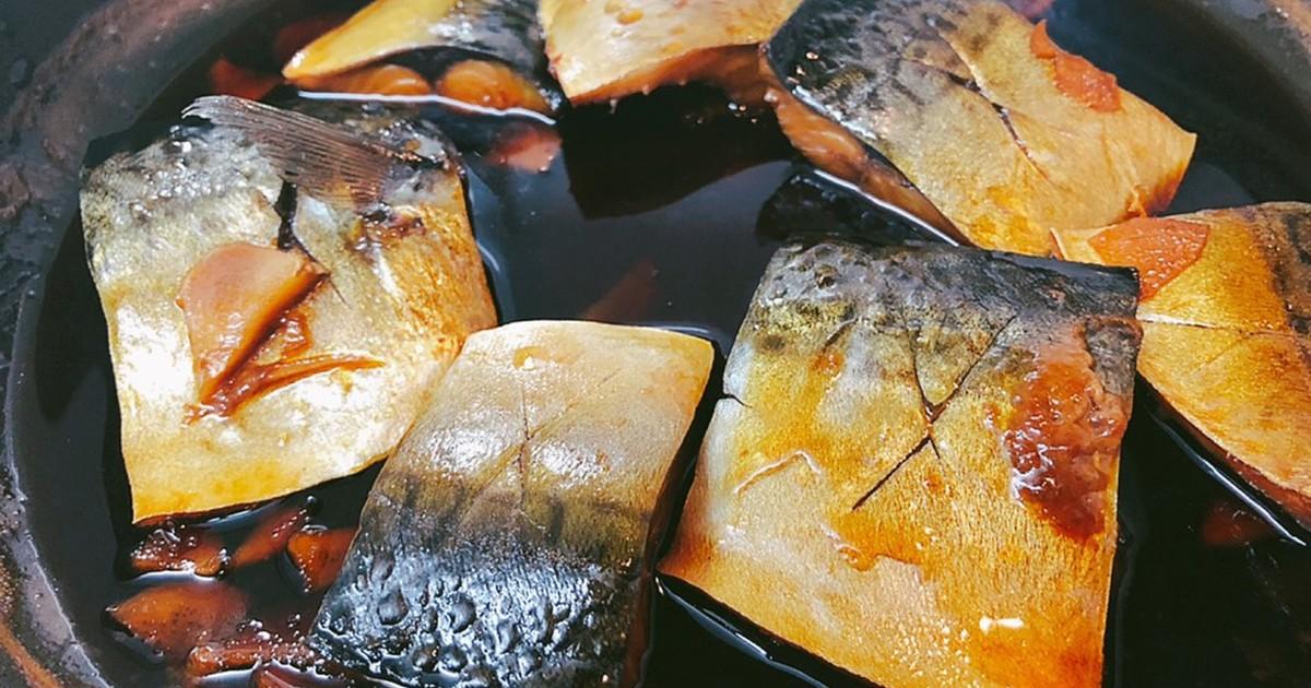 鯖 の 煮付け 定食屋さんの『鯖の煮付け』 by