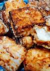 貧乏飯◇豆腐の唐揚げ