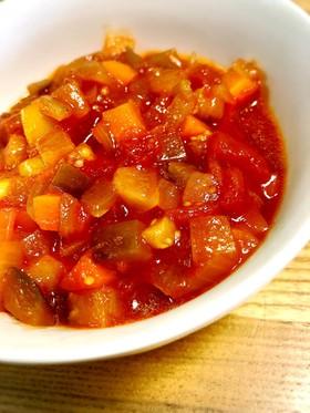ラタトゥイユ 簡単 常備菜 冷凍可
