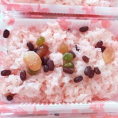 祝い 信州甘い赤飯 【蒸し器】【甘納豆】