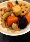 【簡単 男の手料理】野菜パックで筑前煮
